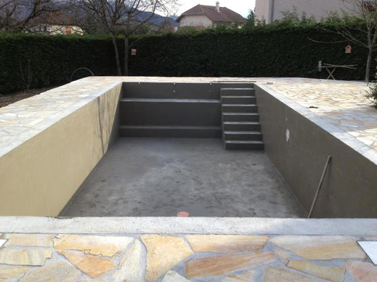Construction piscine gsb pro for Cout de construction piscine